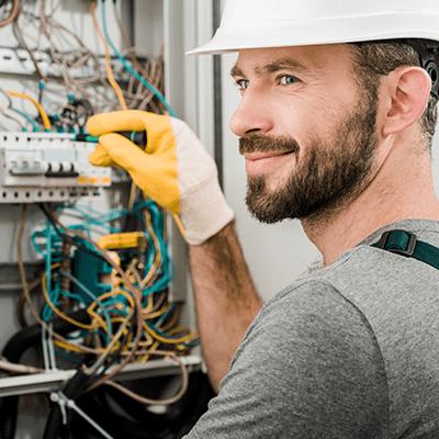 Praca elektryk - oferty pracy za granicą agencji Eurokontakt Serwis