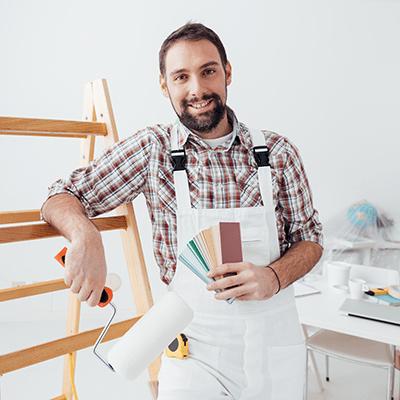 Praca malarz - oferty pracy za granicą agencji Eurokontakt Serwis