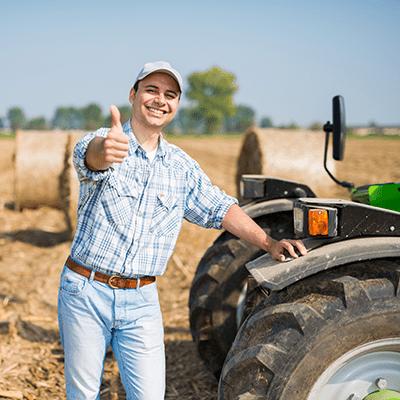 Pracownik rolny